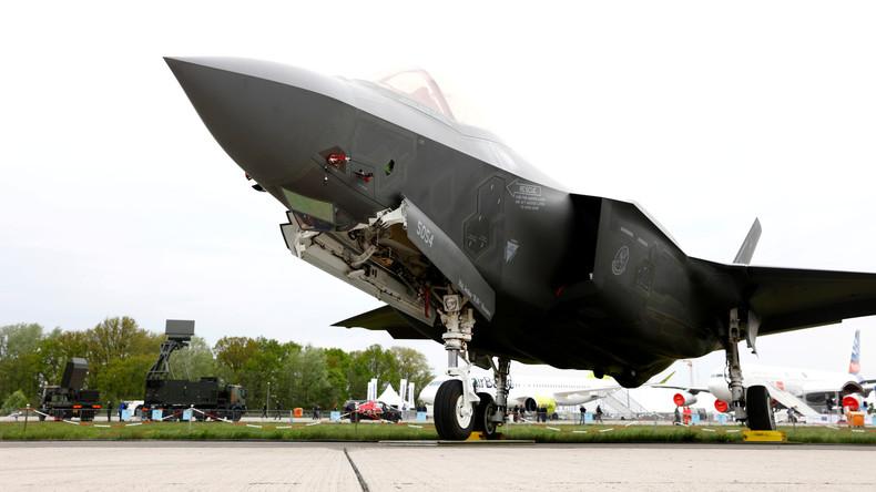 USA setzen Lieferung von Material für F-35-Kampfjets an Türkei aus