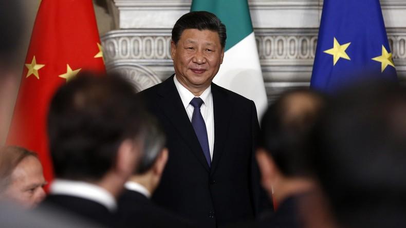 """Chinas Präsident Xi: """"Wir sind in Systemkonkurrenz mit dem Westen und der Sozialismus wird siegen"""""""
