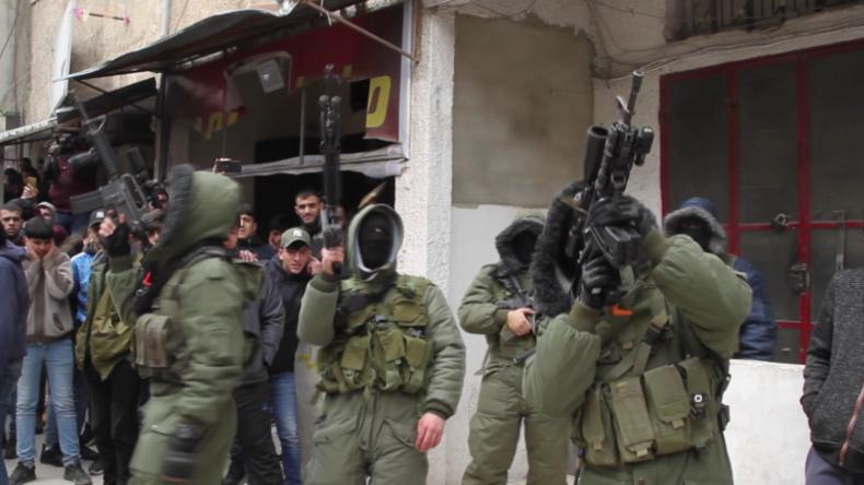 Westbank: Zahlreiche Schüsse und Waffen bei Trauerprozession für von IDF getöteten Palästinenser
