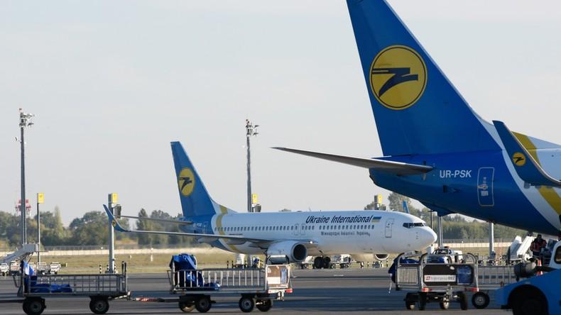 Ukraine verbietet alle Direktflüge nach Russland