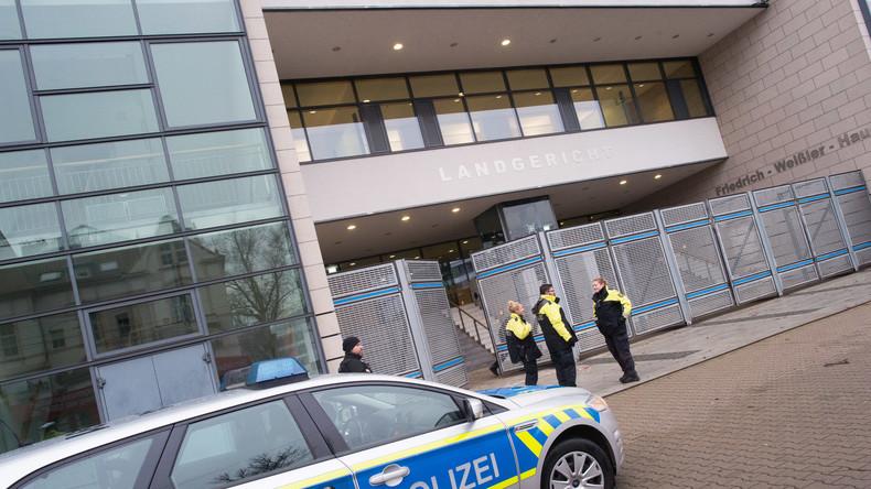 Nach Bombendrohung im Regionalexpress: Mutmaßliches Bekennerschreiben von Rechtsextremen