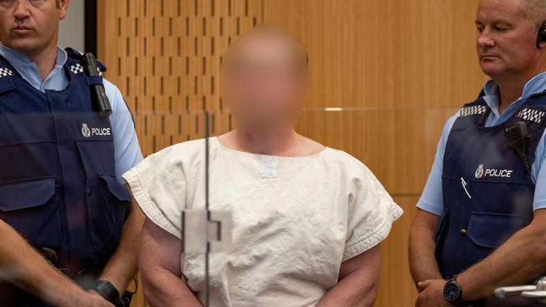Christchurch Attentäter muss sich wegen 50-fachen Mordes verantworten