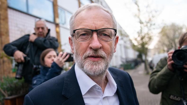 Labour-Chef Jeremy Corbyn: Vom Geächteten zum Brexit-Retter in der Not?