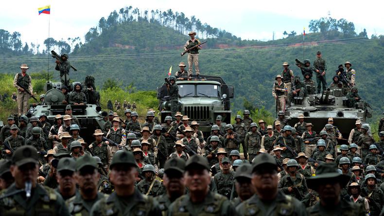 Lawrow: Venezuela wird nicht zu einem zweiten Syrien
