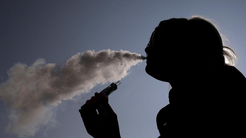 US-Gesundheitsbehörde untersucht Krampfanfälle in Verbindung mit E-Zigaretten