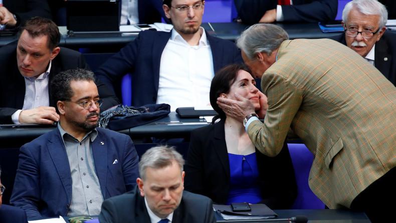 Keine Mehrheit für AfD-Kandidatin als Bundestagsvize: Harder-Kühnel scheitert zum dritten Mal