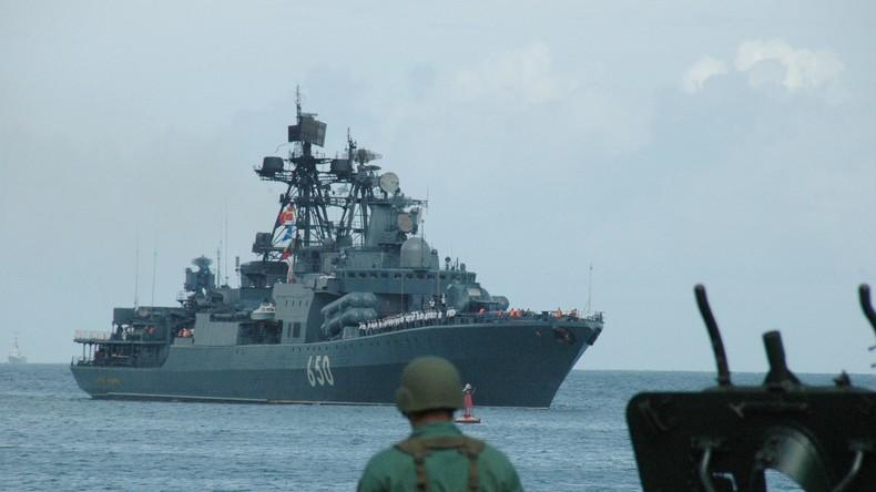 Venezolanisches Außenministerium: Rechnen mit Ankunft weiterer russischer Soldaten im Land