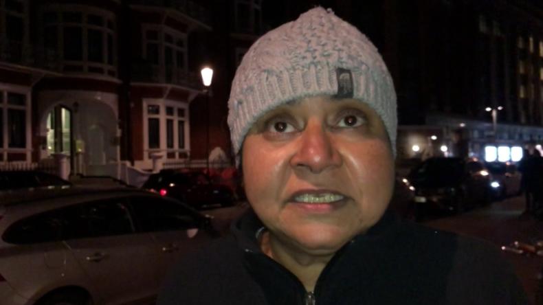 London: Assange wird angeblich in Kürze verhaftet – Unterstützer ziehen vor Botschaft