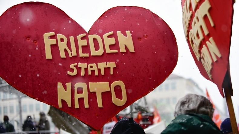 Umfrage: Mehrheit der Deutschen gegen militärischen Beistand für die USA