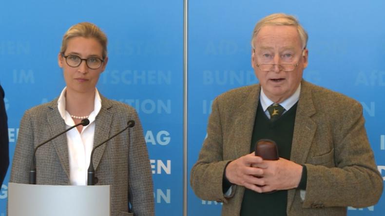 """AfD: """"Werden ausgegrenzt"""" – Kandidatin verliert zum dritten Mal Wahl zur Bundestagsvizepräsidentin"""