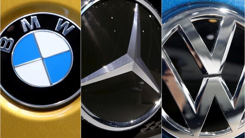 Das Kartell: BMW, Daimler und VW sollen illegale Absprachen getroffen haben