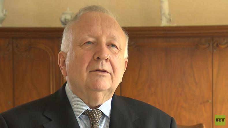 """Willy Wimmer: """"NATO-Integration wird genutzt, um neue Front gegen Russland aufzubauen"""""""