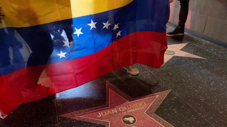 """Der Putsch in Venezuela und das Prinzip """"Brutkastenlüge"""" (Video)"""