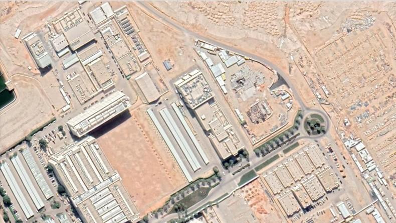 Nuklearexperte: Satellitenbilder zeigen, dass saudische Reaktoranlage kurz vor Fertigstellung steht