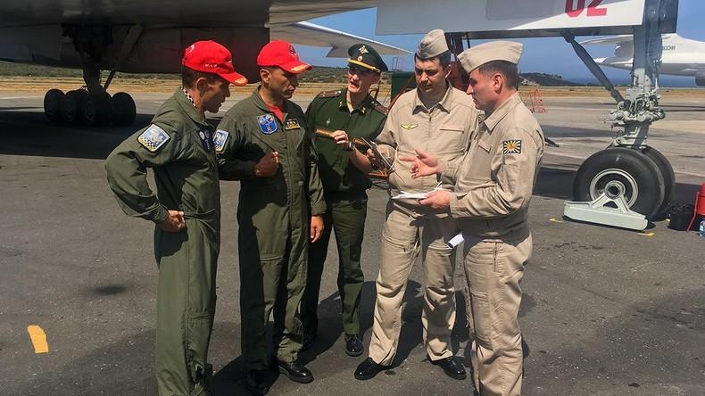 Trotz US-Drohungen: Russland eröffnet militärisches Ausbildungszentrum in Venezuela