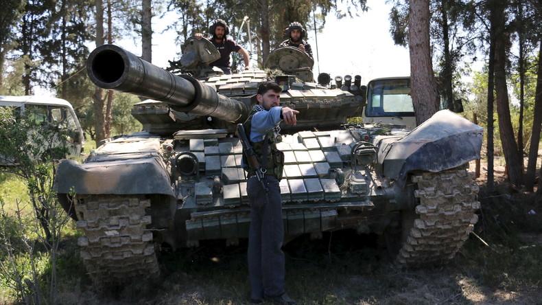 """Der angebliche Chemiewaffeneinsatz in Duma und die Rolle der Weißhelme und der """"Armee des Islam"""""""