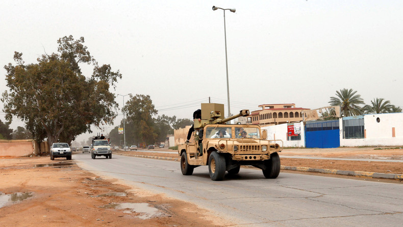 UN-Sicherheitsrat fordert Ende der Kämpfe in Libyen