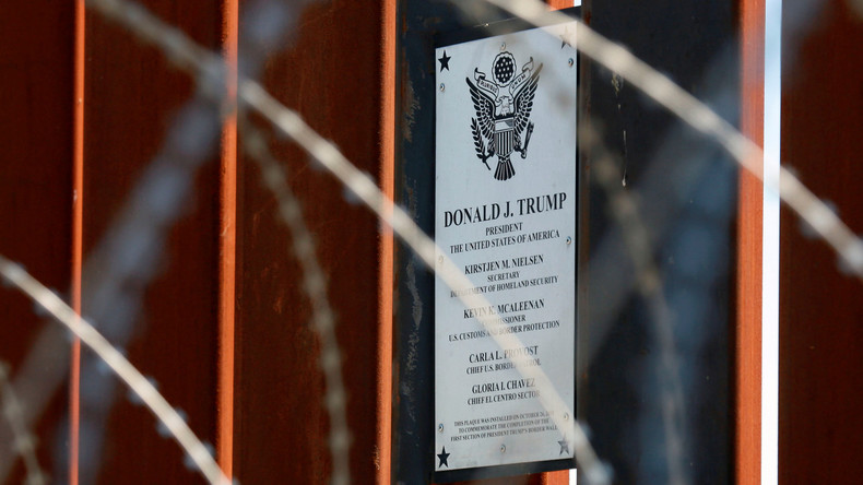 US-Repräsentantenhaus klagt gegen Donald Trumps Notstandserklärung