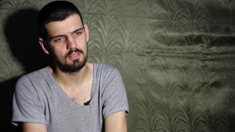 """""""Größter Fehler meines Lebens"""" – deutsches IS-Mitglied berichtet"""