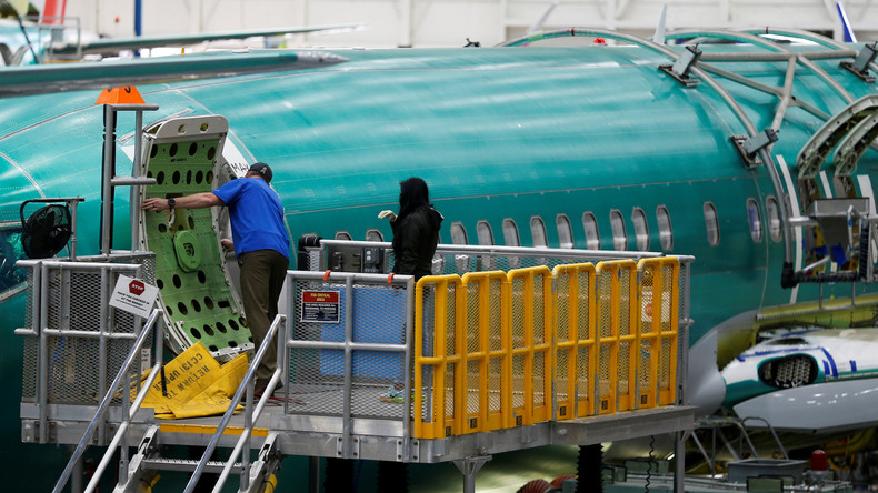 Boeing drosselt nach Flugzeugabstürzen Produktion der 737 MAX