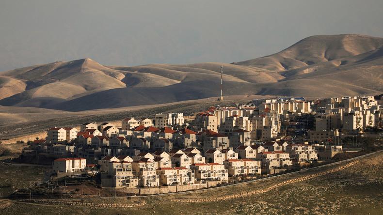 Benjamin Netanjahu kündigt Annektierung von Siedlungen im Westjordanland an