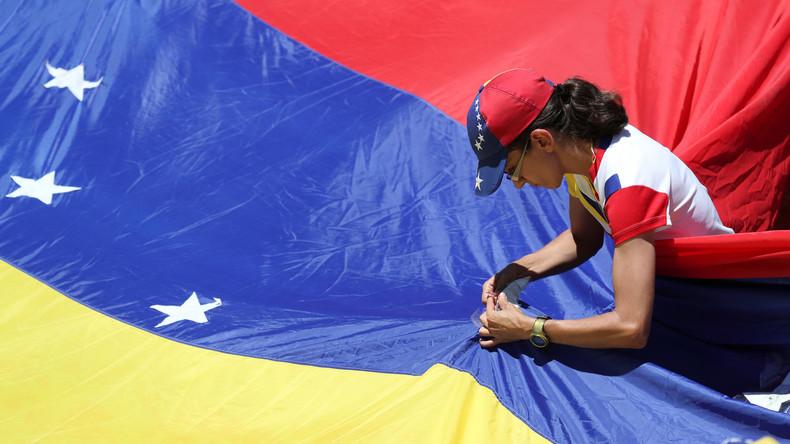 """Venezuela: Opposition startet """"Operation Freiheit"""" – Regierung antwortet mit Gegendemos"""