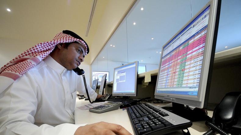 Konter gegen US-Mobbing: Riad droht, Ölhandel von Dollar zu lösen