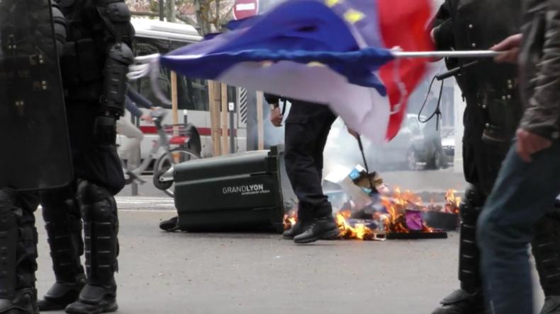 Frankreich: Gelbwesten begehen zum 21. Mal die wöchentlichen Proteste