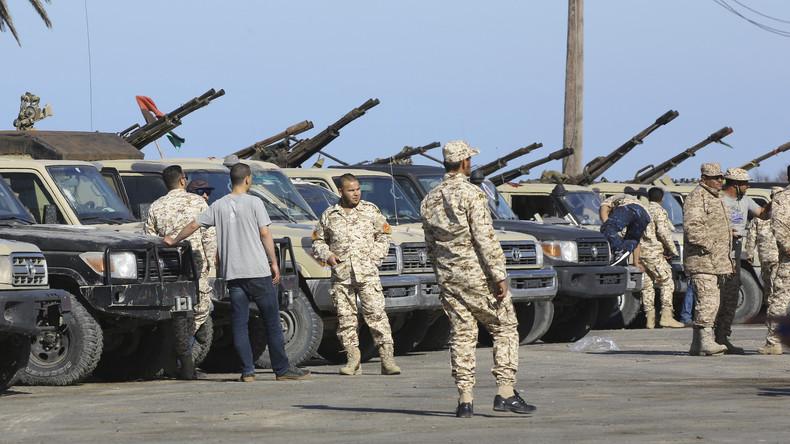 """US-Außenminister Pompeo: """"Keine militärische Lösung in Libyen!"""""""