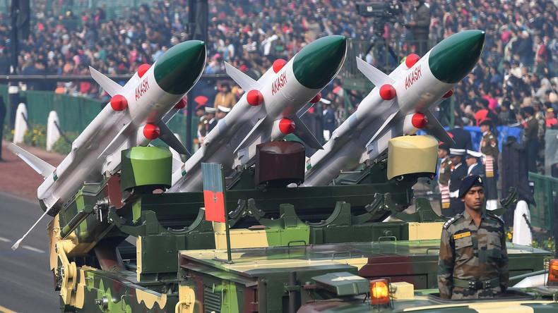 """""""Kriegshysterie"""": Indien weist Pakistans Behauptung über bevorstehenden Angriff als """"absurd"""" zurück"""
