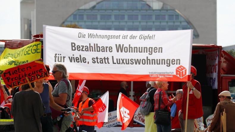 """""""DDR-Ideen"""": Debatte um Enteignungen von Wohnungskonzernen spitzt sich zu"""