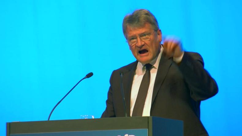 """AfD beginnt den EU-Wahlkampf mit einer """"Kampfansage an die Brüsseler Technokraten"""""""