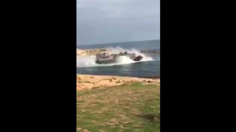 Zersplittertes Libyen: US-Kriegsschiff verlässt Tripolis wegen Sicherheitsbedenken