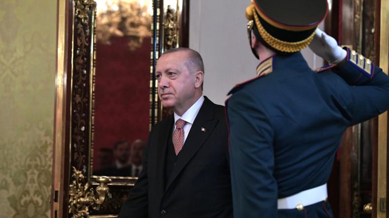 """Erdoğan: Kauf des S-400-Systems """"souveränes Recht"""" der Türkei"""