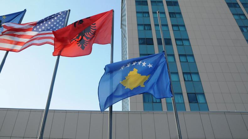 """""""Ich bin ein Soldat Amerikas"""": Kosovos vom Westen anerkannter Premierminister bestätigt US-Hörigkeit"""