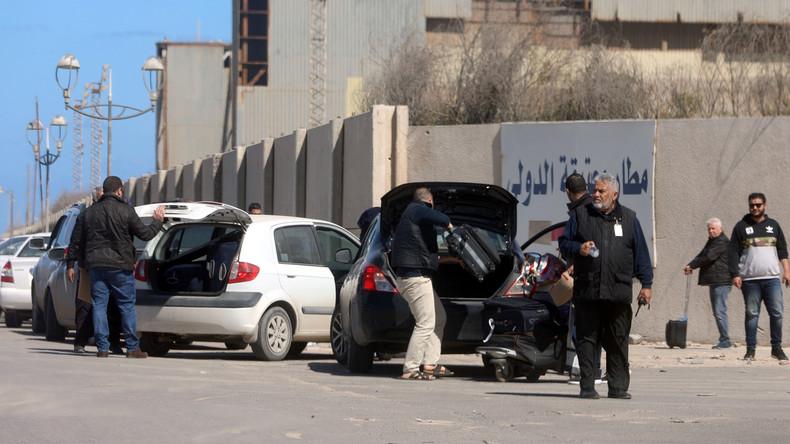 UNO: Mehr als 2.800 Libyer nach Eskalation der Gewalt in Tripolis vertrieben
