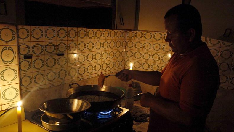 Venezolanischer Energieminister: Wiederherstellung des Stromnetzes kann bis zu einem Jahr dauern