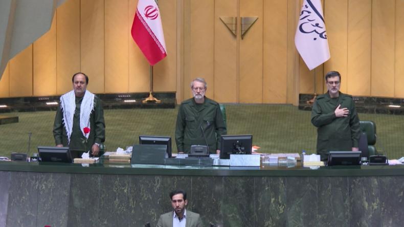 Iran antwortet USA: Ihr seid das Symbol für internationalen Terror - wirtschaftlich und militärisch