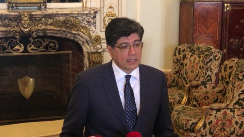 Ecuadors Außenminister: Wir haben das Recht dazu, Ermittlungen gegen Assange aufzunehmen