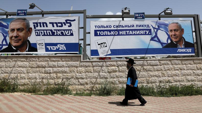 Wahlen in Israel: Netanjahu punktet mit extremer Politik vor allem bei Jungwählern (Video)