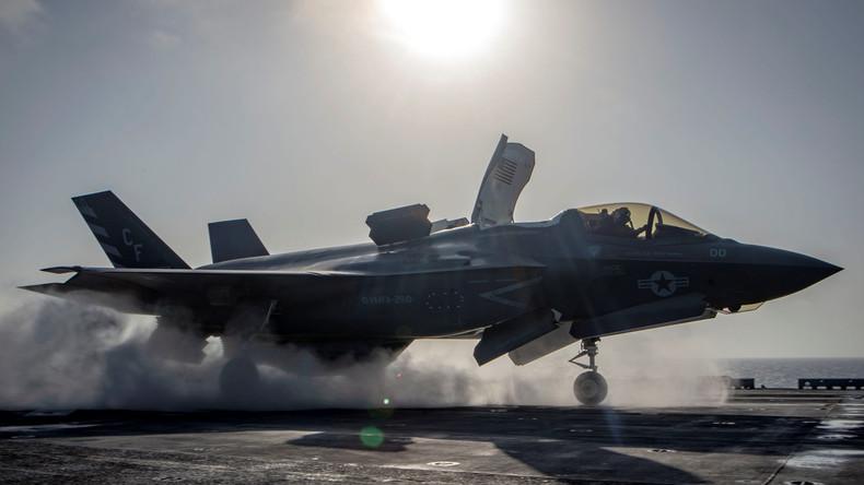 Japanischer F-35-Kampfjet über Pazifik vom Radar verschwunden