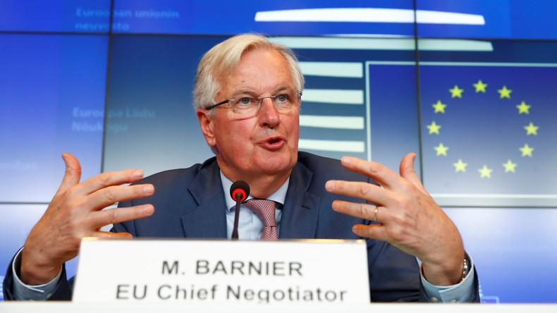 EU-Chefunterhändler Barnier: Dauer der Brexit-Verlängerung ist Verhandlungssache
