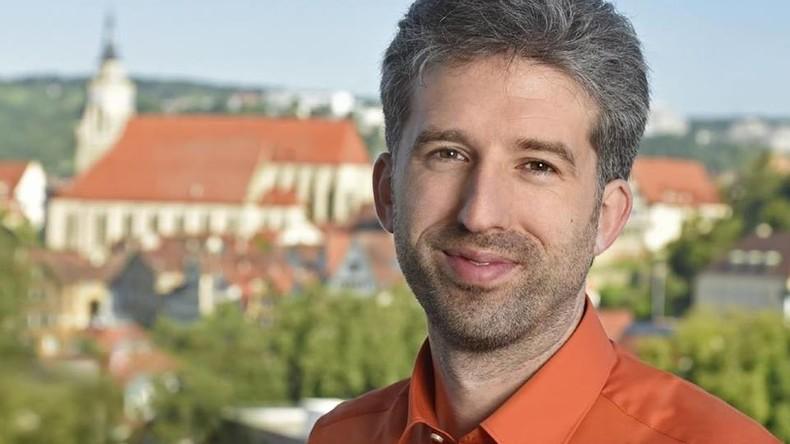 Grünen-Bürgermeister Palmer vergleicht Erziehung von Zuwanderer-Eltern mit jener der Nazis