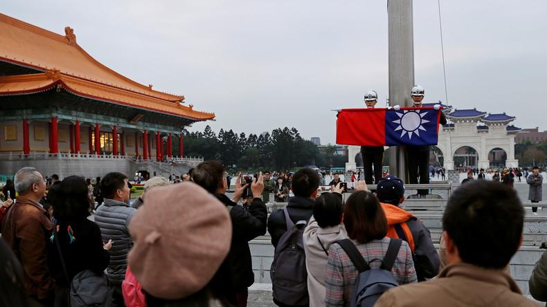 Taiwan plant gesetzlichen Kontrollmechanismus zur Verhinderung der Wiedervereinigung mit China