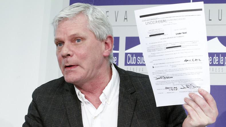 """LIVE: Chefredakteur von WikiLeaks hält Pressekonferenz über Assanges """"neues Strafverfahren"""""""