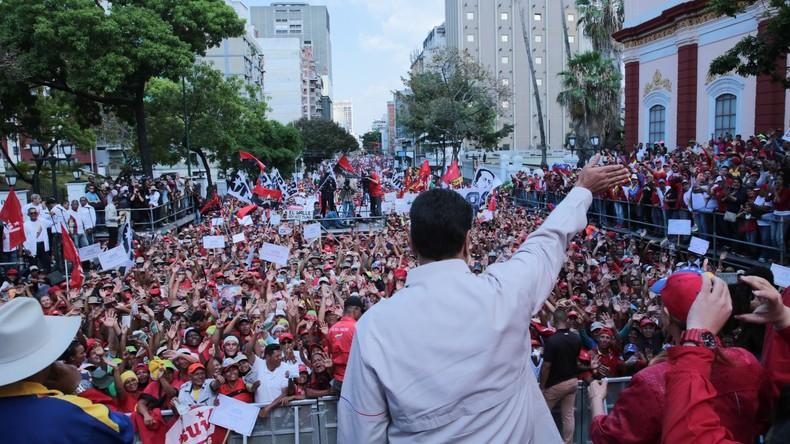 Deklaration zum Venezuela-Konflikt: Keine Desinformation durch Bundesregierung und deutsche Medien!