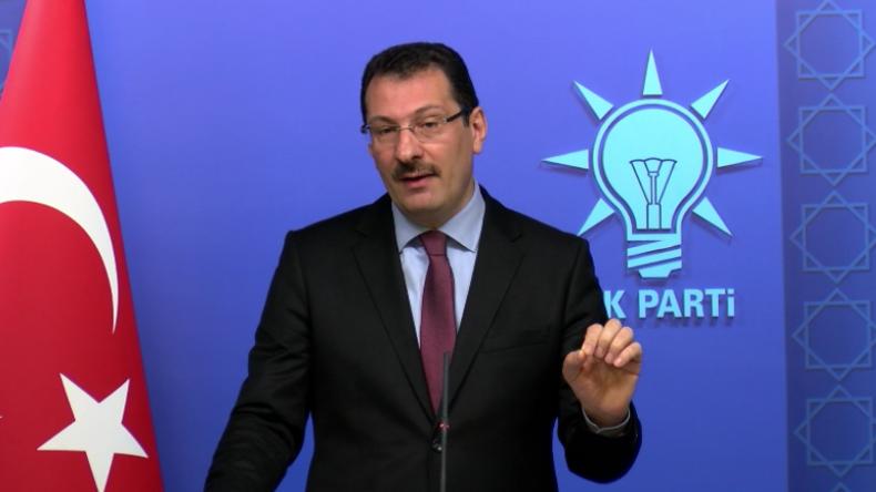 Türkei: Nach Wahl-Niederlage - Erdoğans AKP fordert Neuwahlen in Istanbul