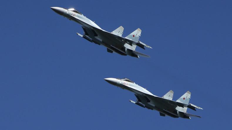 Nach Kauf russischer Su-35-Jets: Washington droht Ägypten mit Sanktionen