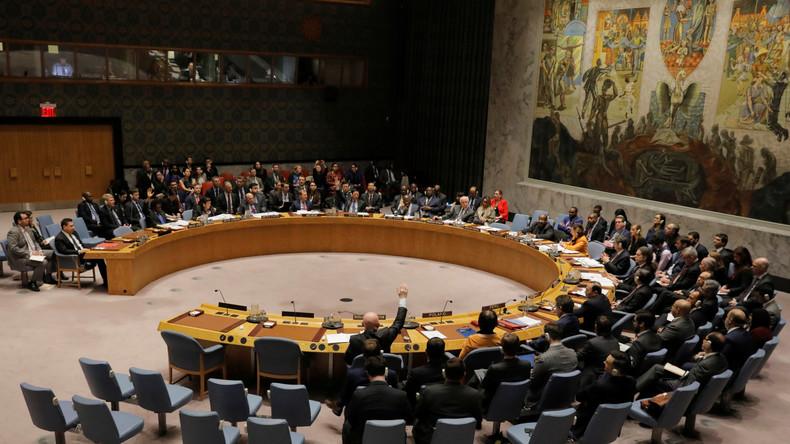 LIVE: UN-Sicherheitsrat zur aktuellen Lage in Venezuela
