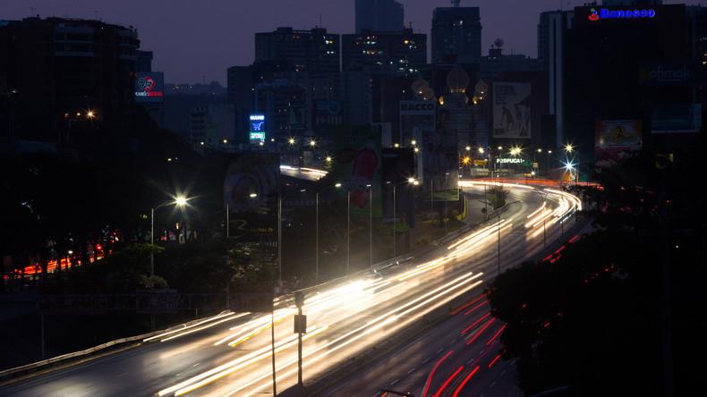 Wieder Stromausfall in Venezuela – wie auf Guaidós Bestellung?